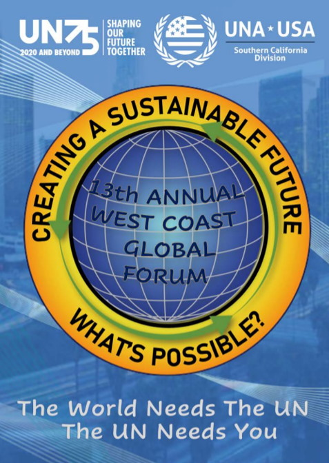 2020 West Coast Global Forum